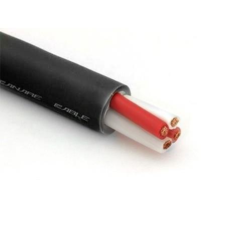 CANARE 4S6 Star Quad Câble Haut-parleur Cuivre 4x0,5mm² Ø6mm