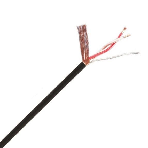 MOGAMI W2944 Câble de modulation Cuivre OFC 2x0.15mm² Ø2.5mm