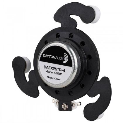 DAYTON AUDIO DAEX25TP-4 Speaker Driver Exciter Tripod 20W 4 Ohm Ø25mm