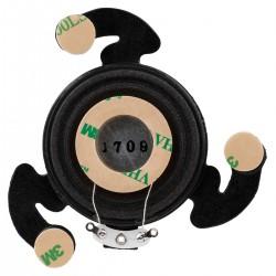 DAYTON AUDIO DAEX25TP-4 Haut-Parleur Vibreur Exciter Tripode 20W 4 Ohm Ø25mm