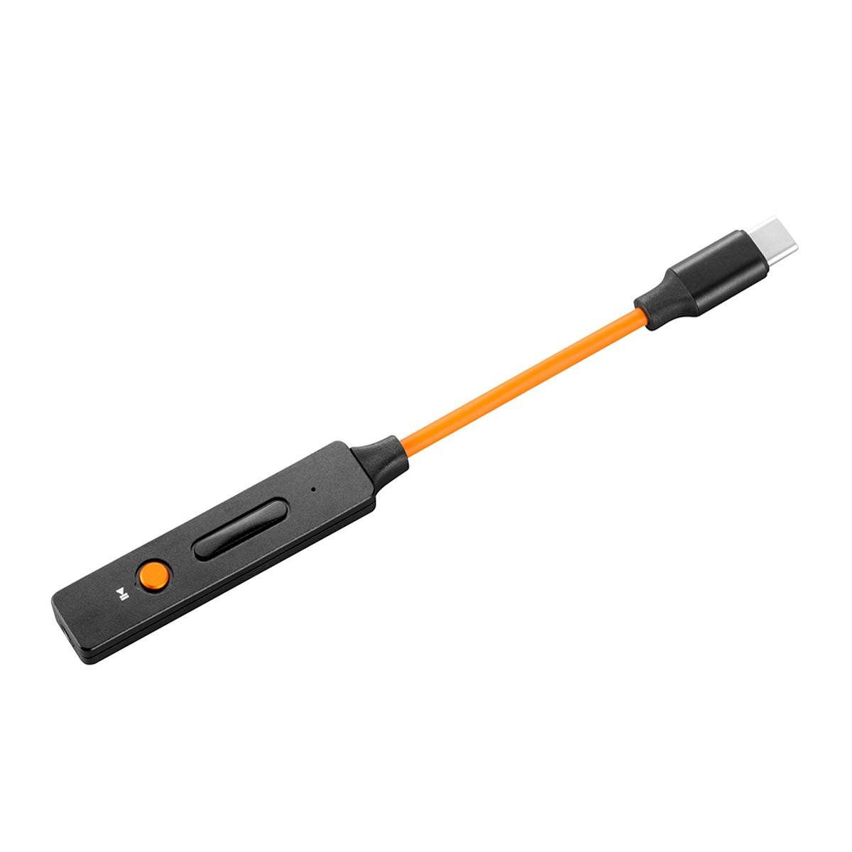 XDUOO LINK USB-C DAC Adapter Hi-Res ES9118 32bit 384kHz DSD256