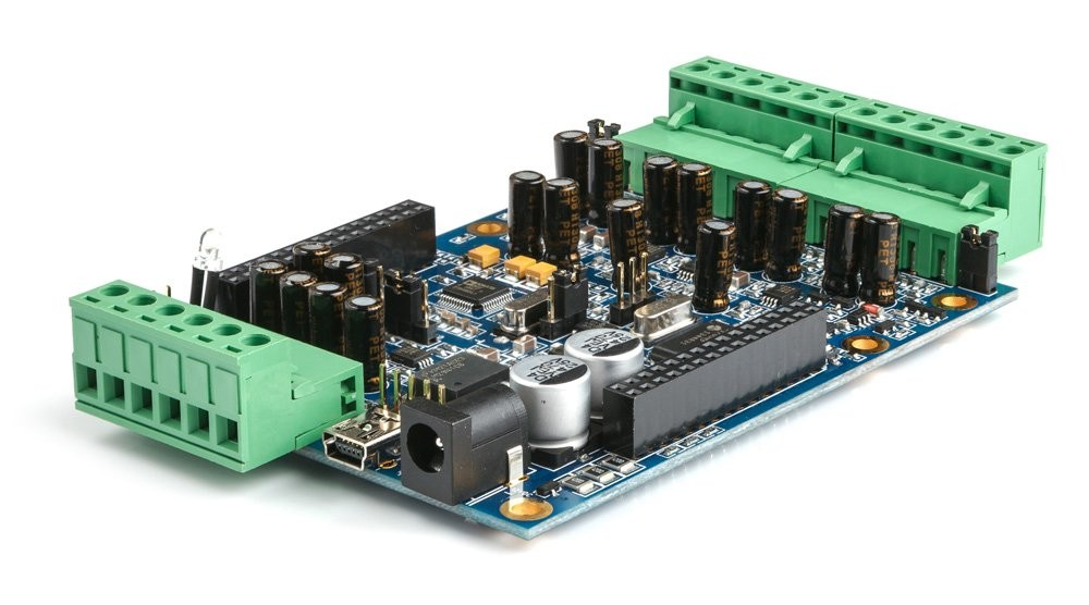 MiniDSP 2x4 Balanced Audio Processor board 2 to 4 channel