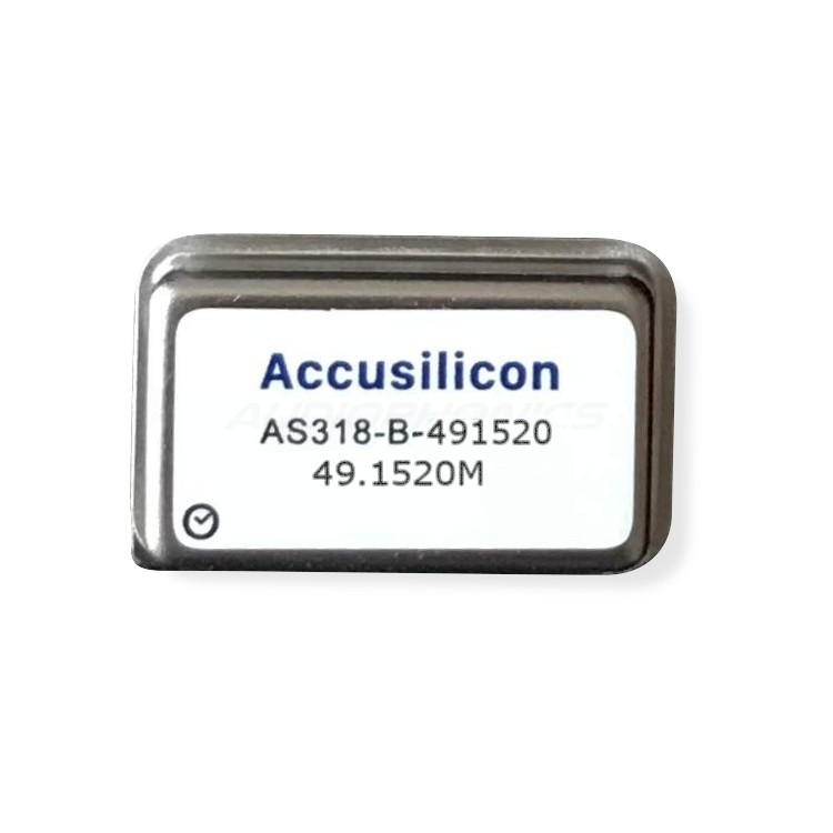 ACCUSILICON AS318-B-491520 Ultra Low Jitter Clock 49MHz