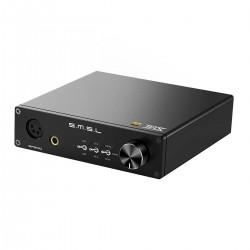 SMSL SP200 Amplificateur Casque Symétrique THX AAA-888 2x 3W 32 Ohm Noir