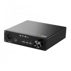 SMSL SP200 Balanced Headphone Amplifier THX AAA-888 2x 3W 32 Ohm Black