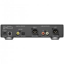 RME ADI-2 Balanced DAC Headphone Amplifier AK4493 32bit 768kHz DSD256 Black