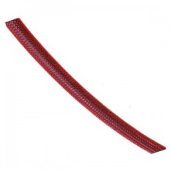 ELECAUDIO GP-E3 Gaine Tressée Extensible Nylon (PET) 03-06mm Rouge