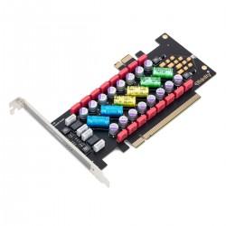 ELFIDELITY AXF-107 Filtre d'Alimentation PCI Express / PCI Express 16x
