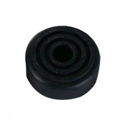 Screw-on Rubber Damping Foot 37x15mm (Unit)