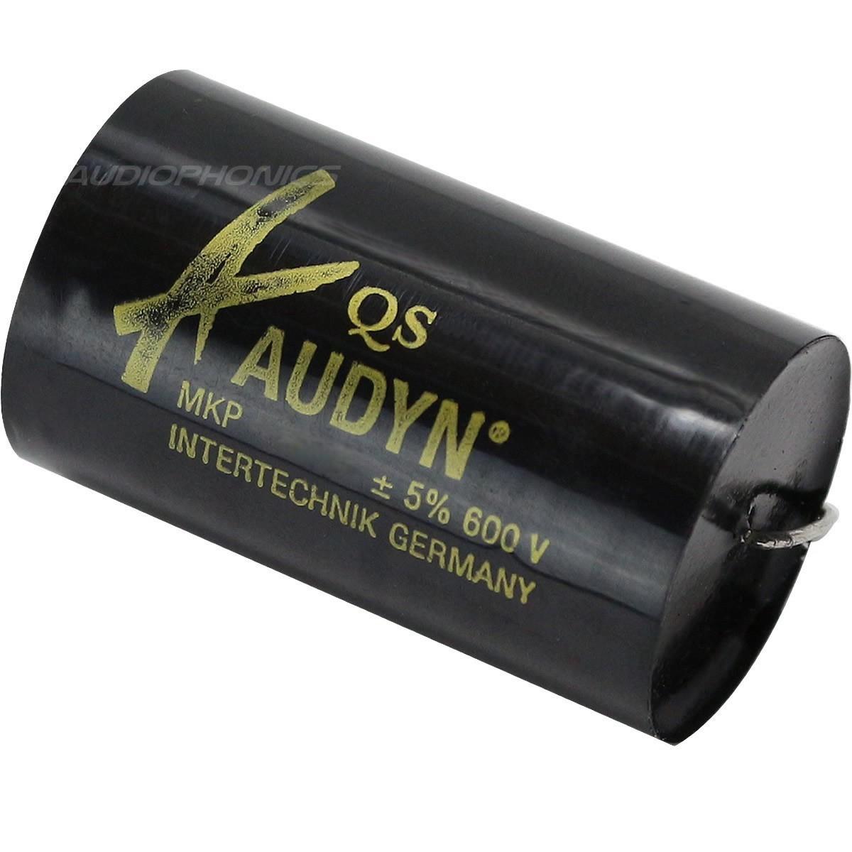AUDYN CAP MKP-QS Capacitor 630V 0.1µF