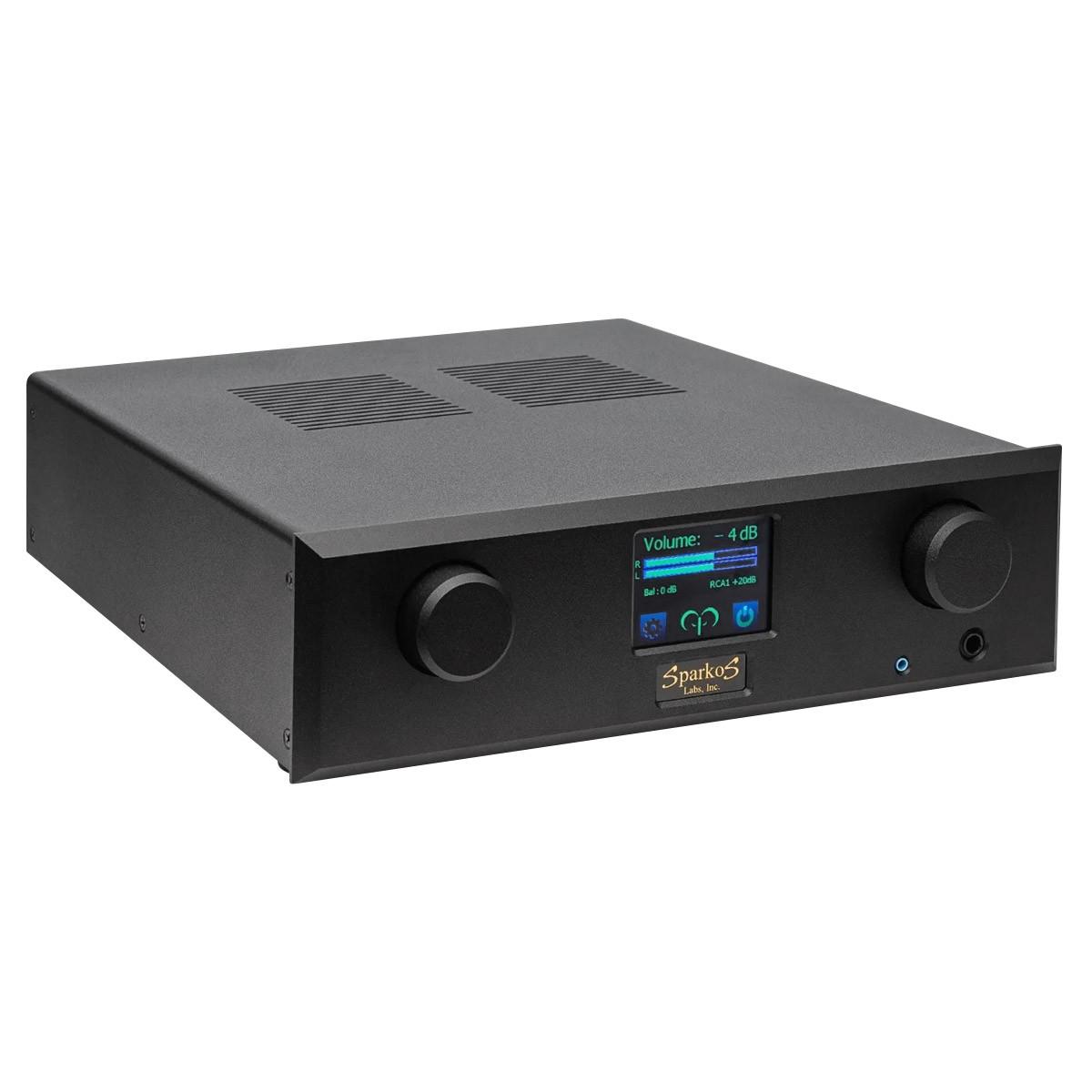 SPARKOS ARIES FULL Discrete Preamplifier Headphone Amplifier