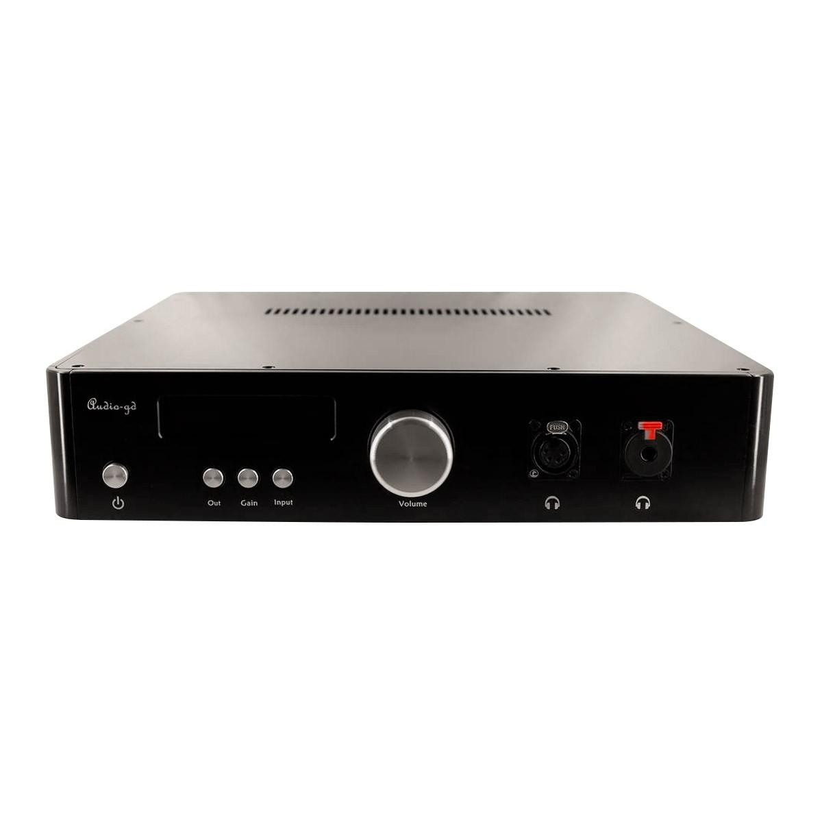AUDIO-GD MASTER 19 Class A Balanced Preamplifier Headphone Amplifier ACSS