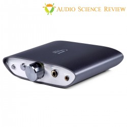 IFI AUDIO ZEN DAC Balanced DAC Burr Brown USB XMOS MQA 192kHz DSD256