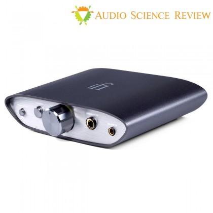 IFI AUDIO ZEN DAC Balanced DAC Burr Brown USB XMOS MQA 192kHz DSD256