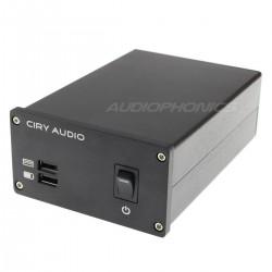 Alimentation Linéaire régulée Faible Bruit USB 220V vers 5V 2A 25VA