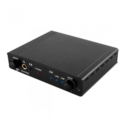 CYP DCT-24 DAC USB Préamplificateur Amplificateur Casque 24bit 192kHz