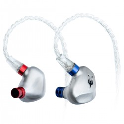 MEZE RAI SOLO In-Ear Monitors IEM UPM Driver Ø9.2mm 16 Ohm 105dB 18Hz - 22kHz
