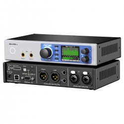 RME ADI-2 PRO FS DAC ADC Headphone Amplifier Balanced SteadyClock FS 768kHz DSD256