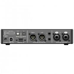 RME ADI-2 PRO FS DAC ADC Amplificateur Casque Symétrique SteadyClock FS 768kHz DSD256
