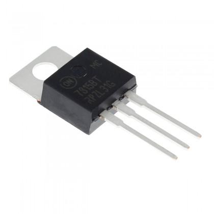 ON MC7815BTG Régulateur de tension 15V 1A (Unité)