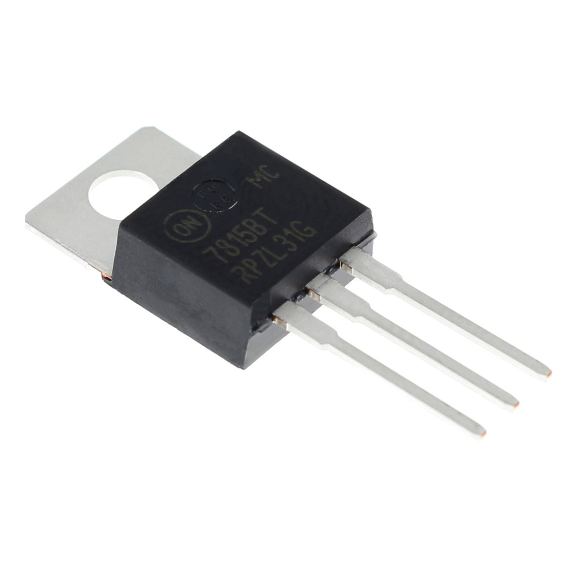 ON MC7815BTG Linear Voltage Regulator 15V 1A (Unit)