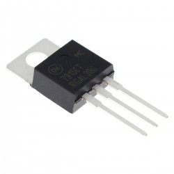 ON MC7915CTG LDO Voltage Regulator -15V 1A (Unit)