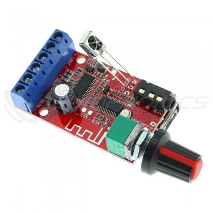 Module Amplificateur Stéréo Bluetooth 4.2 Lecteur USB 2x15W