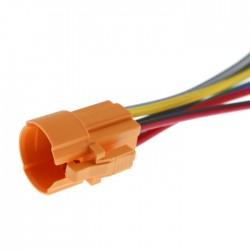 Connecteur Rapide pour Interrupteur et Bouton Poussoir 5 pins Ø16mm