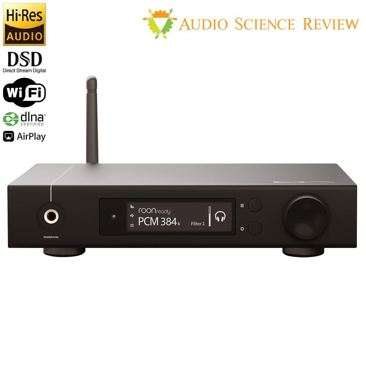 MATRIX ELEMENT I Lecteur Réseau DAC ES9028PRO XMOS WiFi DLNA AirPlay 32bit 768kHz DSD512