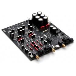 GUSTARD DAC-A22 DAC Symétrique 2x AK4499 XMOS Noir