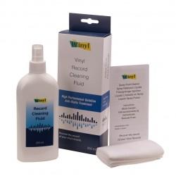 WINYL SPRAY Nettoyant pour vinyle 250mL + Housse en microfibres