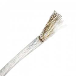 OFC Pur Copper High Purity / Silver Plated PTFE 0.5mm² Ø 1.4mm