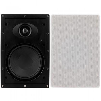 DAYTON AUDIO MICRO EDGE ME625W In-Wall 2 Way Speaker 50W 8 Ohm 87dB 61Hz - 20kHz (Pair)