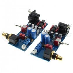 Module Interface Désymétriseur XLR RCA (La paire)