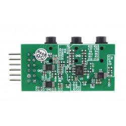 ADC CS5343 / DAC CS4344 I2S 24bit / 192kHz
