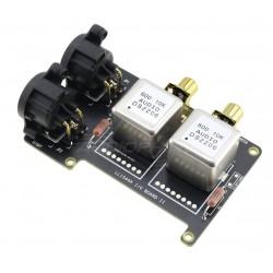 IAN CANADA TRANSFORMER I/V PCB V2 Kit Étage de sortie pour transformateurs audio