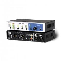 RME ADI-2 FS Balanced ADC DAC Headphone Amplfier SPDIF ADAT AES/EBU SteadyClock FS 24Bit 192kHz