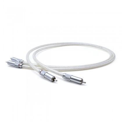 OYAIDE AZ-910 RCA Interconnect Cable 5N Pure Silver Triple Shielding 1m