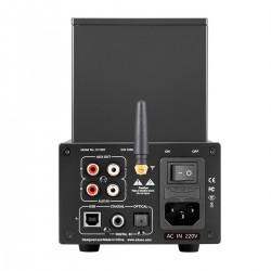 XDUOO TA-30 DAC Amplificateur Casque à Tubes ES9038Q2M XMOS XU208 Bluetooth 5.0 32bit 768kHz DSD512