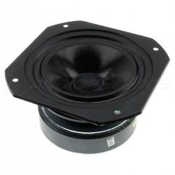 MONACOR MS-130 Speaker Driver Midrange 40W 8 Ohm 94dB Ø13cm