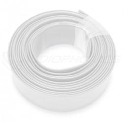 Heat shrink Tubing box 2:1 Ø19mm 1m Blanche