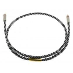 Câble de Modulation RCA-RCA Cuivre OFC (La paire) 1m