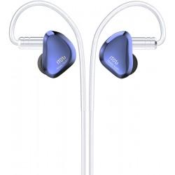 IBASSO IT01S In-Ear Monitor Dynamic Driver Nanotube Diaphragm Ø10mm 16 Ohm Blue