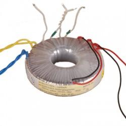 Transformateur Torique. 150VA 2x115V - 2x24V/9V/12V - TA2022