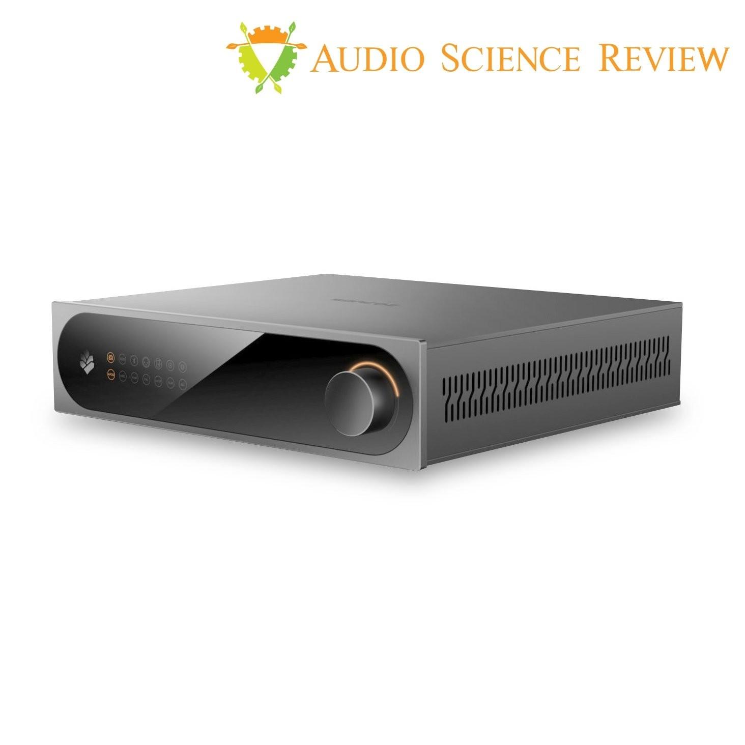 SONCOZ SGD1 DAC Double ES9038Q2M 32bit / 784 kHz DSD512 XMOS U208 Bluetooth 5.0 Black