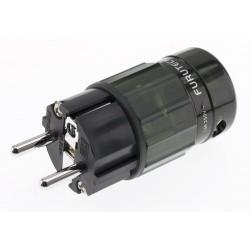 FURUTECH FI-E38 (R) Connecteur Schuko High-End Rhodium Ø17.5mm