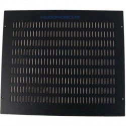 HIFI 2000 Perforated Aluminum Cover for GX348-GX388 (Black)