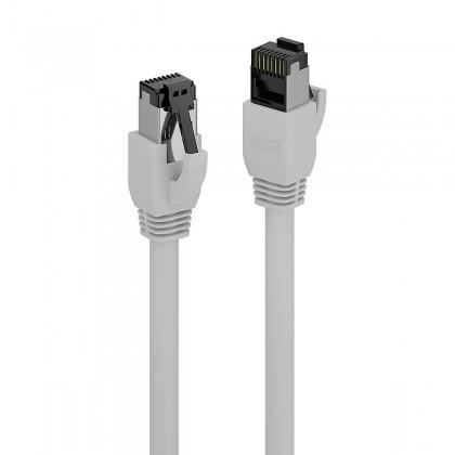 LINDY Câble Ethernet RJ45 Cat 8.1 S/FTP LSZH Plaqué Or 5m