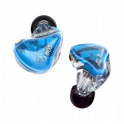 IBASSO AM05 Écouteurs Intra-Auriculaires IEM 32 Ohm 115dB 10Hz - 40kHz