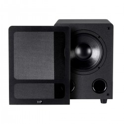 IIIP Active Subwoofer 100W 4 Ohm Ø20cm